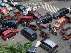 Deretan Titik Rawam Macet di Bogor